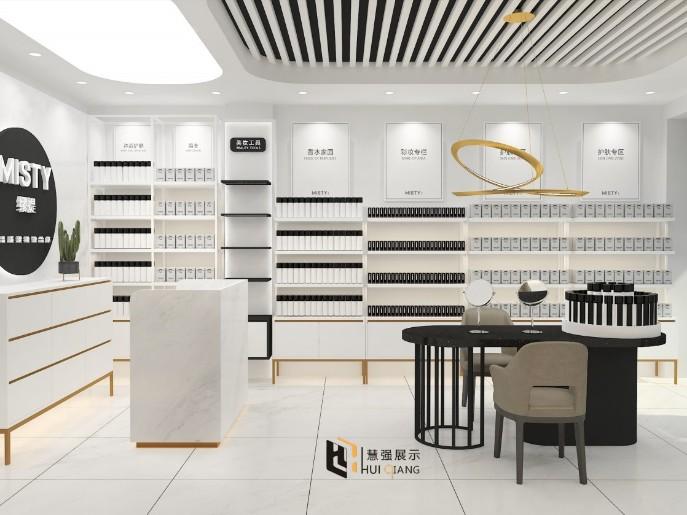 化妆品展柜制作