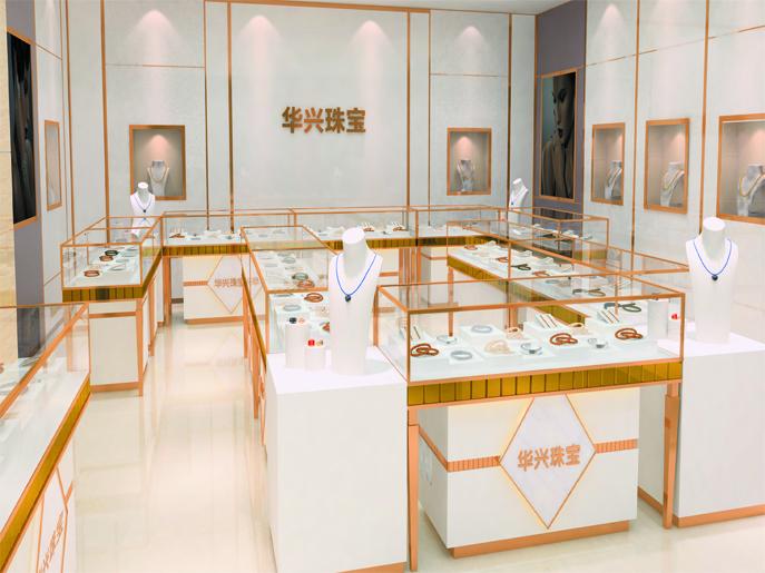 有关于珠宝展柜制作你掌握多少?