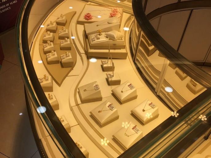 厂家对珠宝展柜定做客户应该有哪些准备