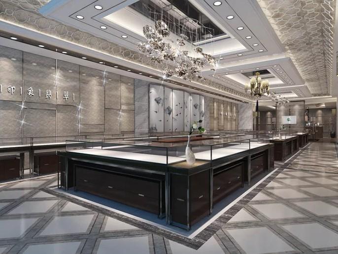 您是否注意珠宝展示柜设计的考虑方向?