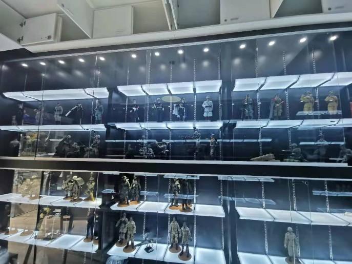 成都玻璃展示柜