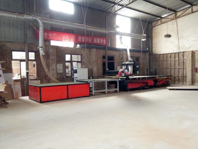 成都展柜厂致力于发展示柜环保生产