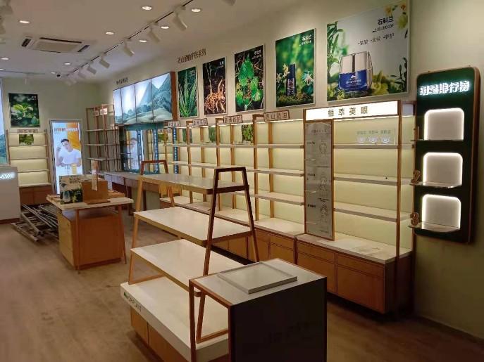 商家对四川化妆品展柜的要求