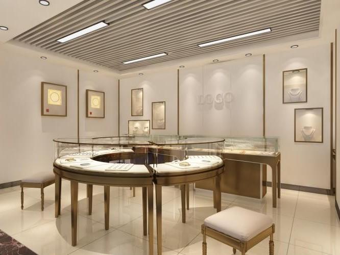珠宝展柜在制作流程中需要注意的环节
