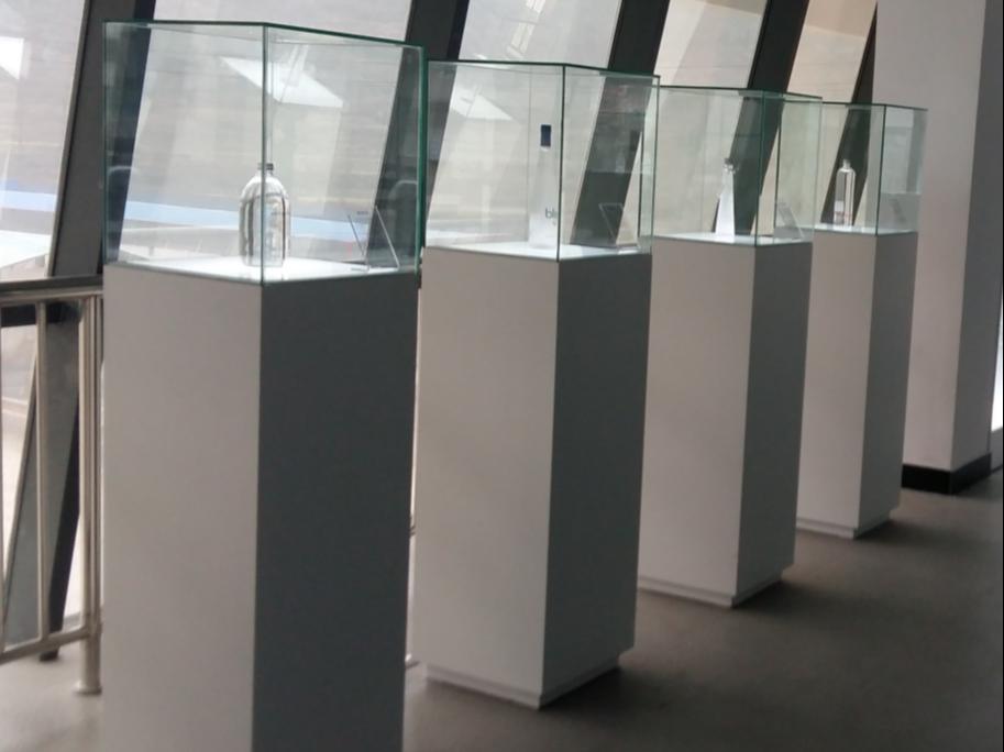 慧强展柜教您如何选择展示柜的玻璃