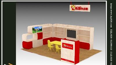 玩具展柜--建设路巧虎