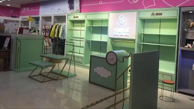 童装展示柜