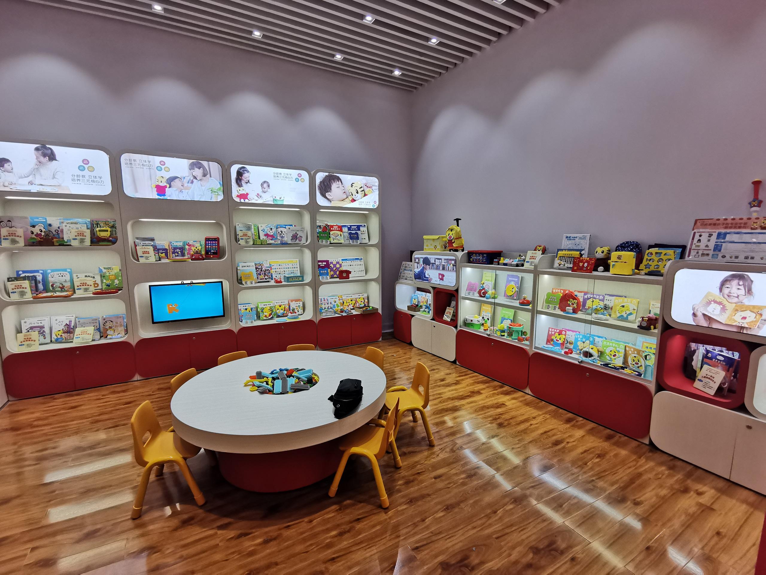 儿童乐园展柜