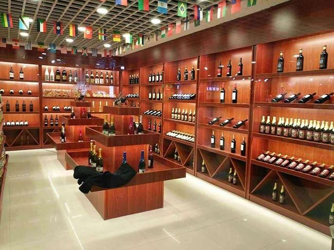 选择红酒展示柜的设计及内部结构要点