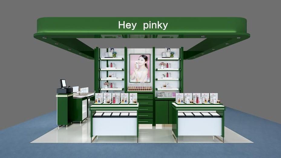 化妆品展柜