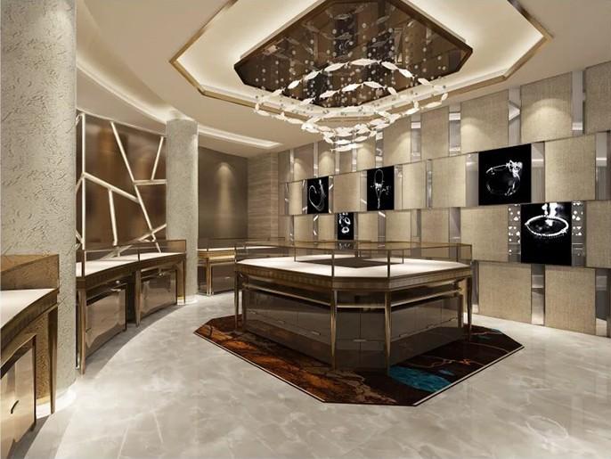 新年珠宝展柜行业发展前景